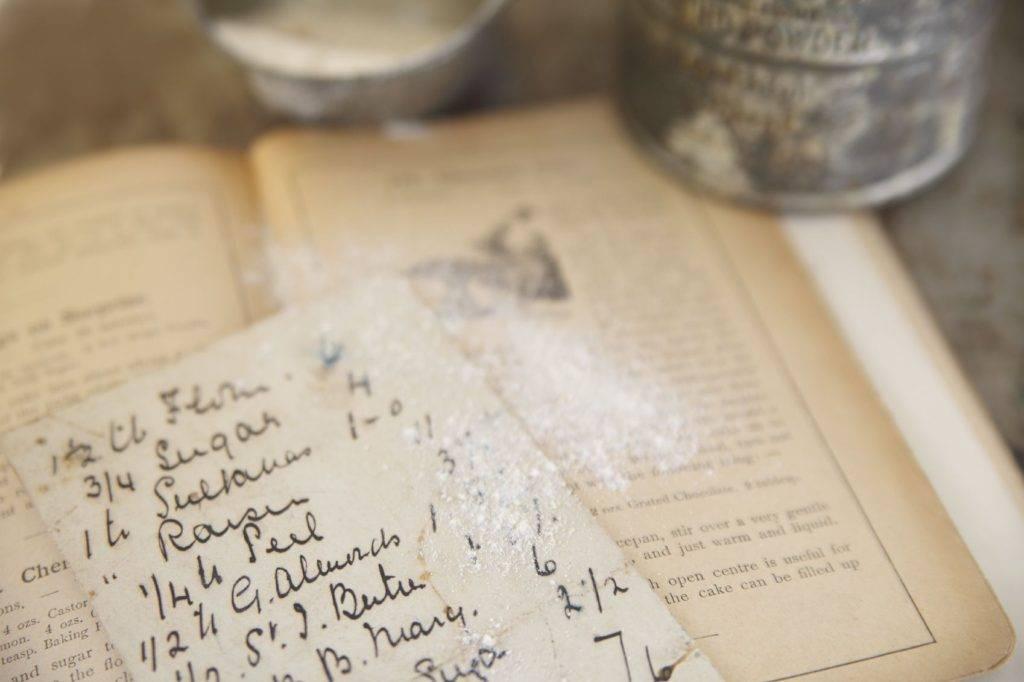 old recipe book iStock_000021765060_Medium