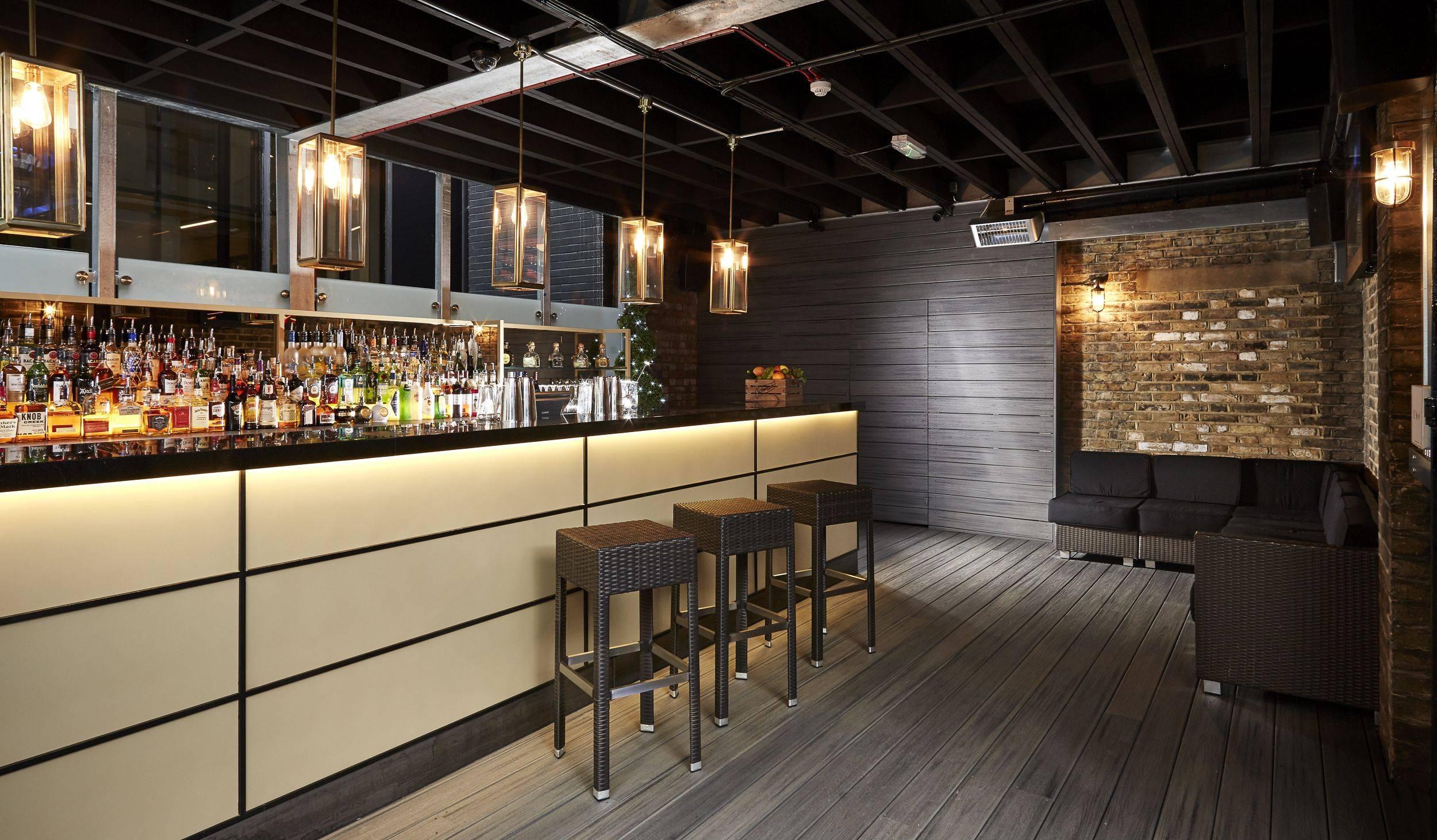 golden bee bar Shoreditch London