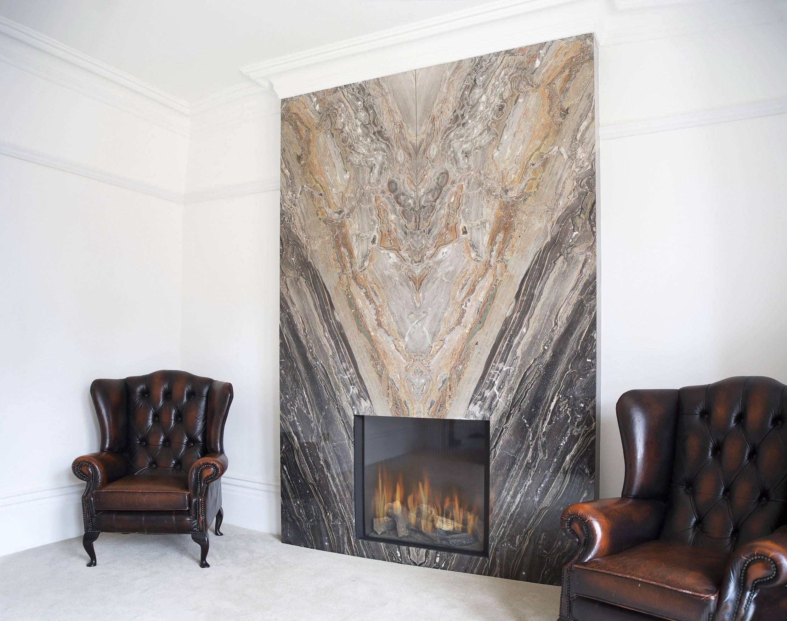 Oribico Fireplace