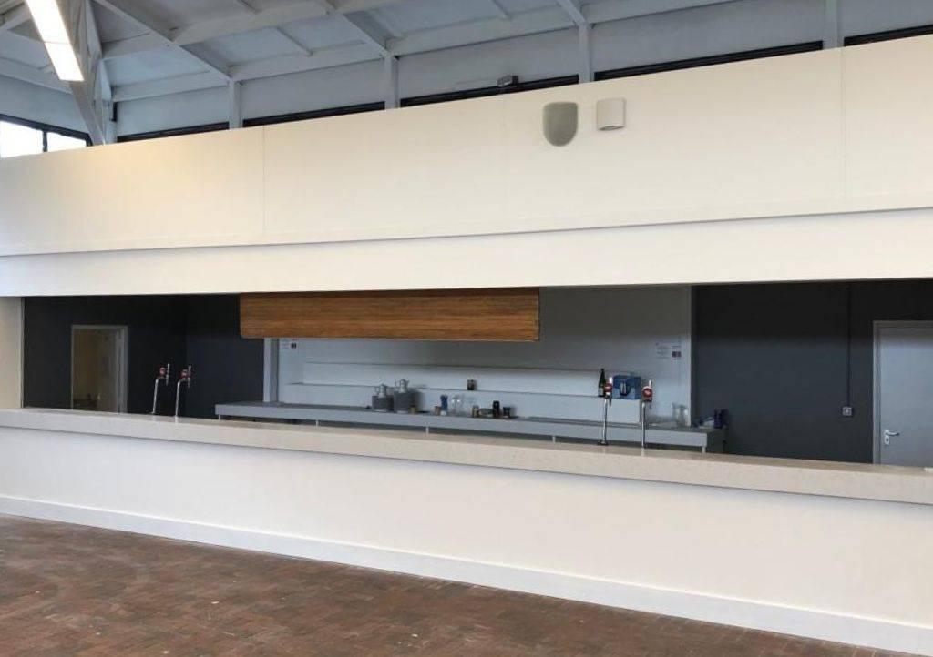 Wimbledon Pergola Bar Granite House